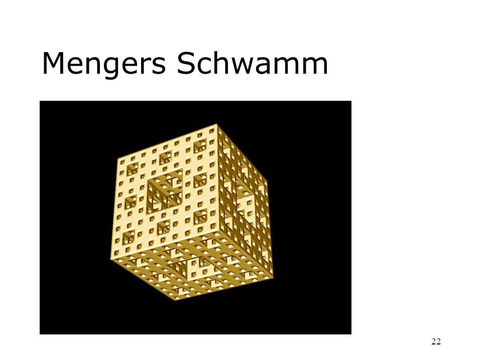 Mengers Schwamm