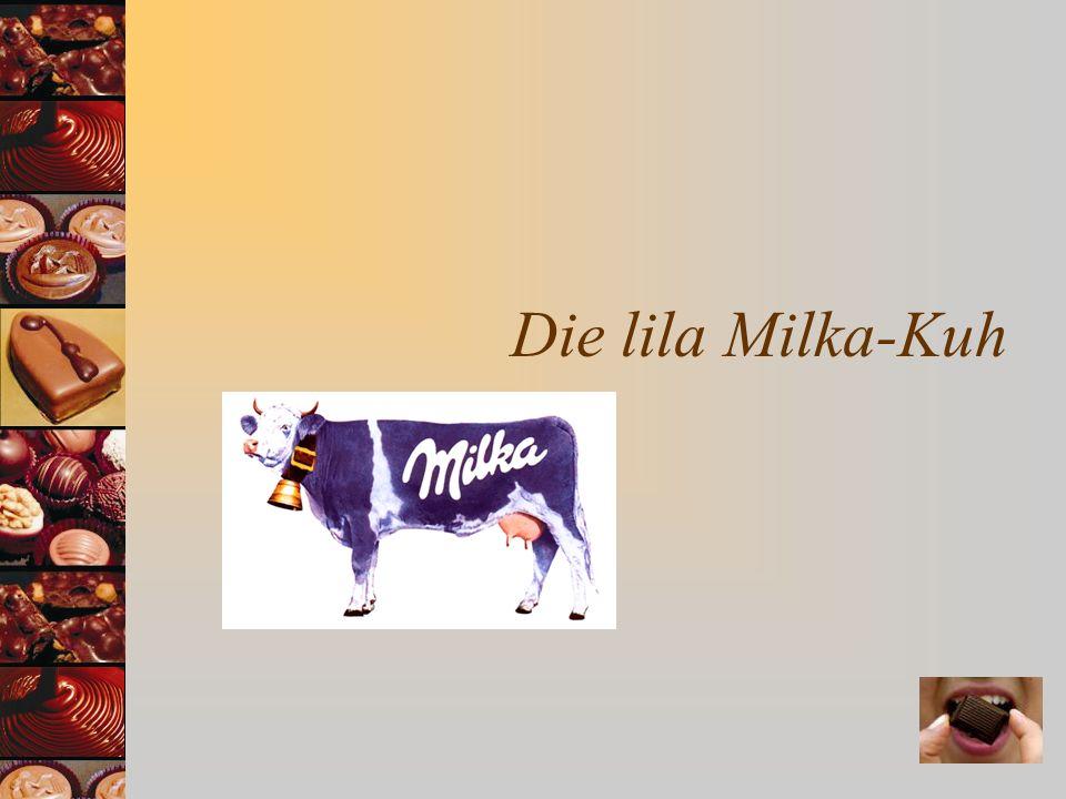 Die lila Milka-Kuh