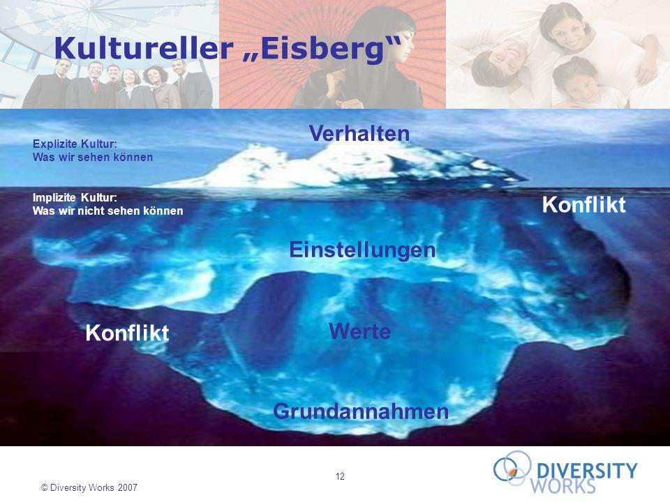 "Kultureller ""Eisberg"