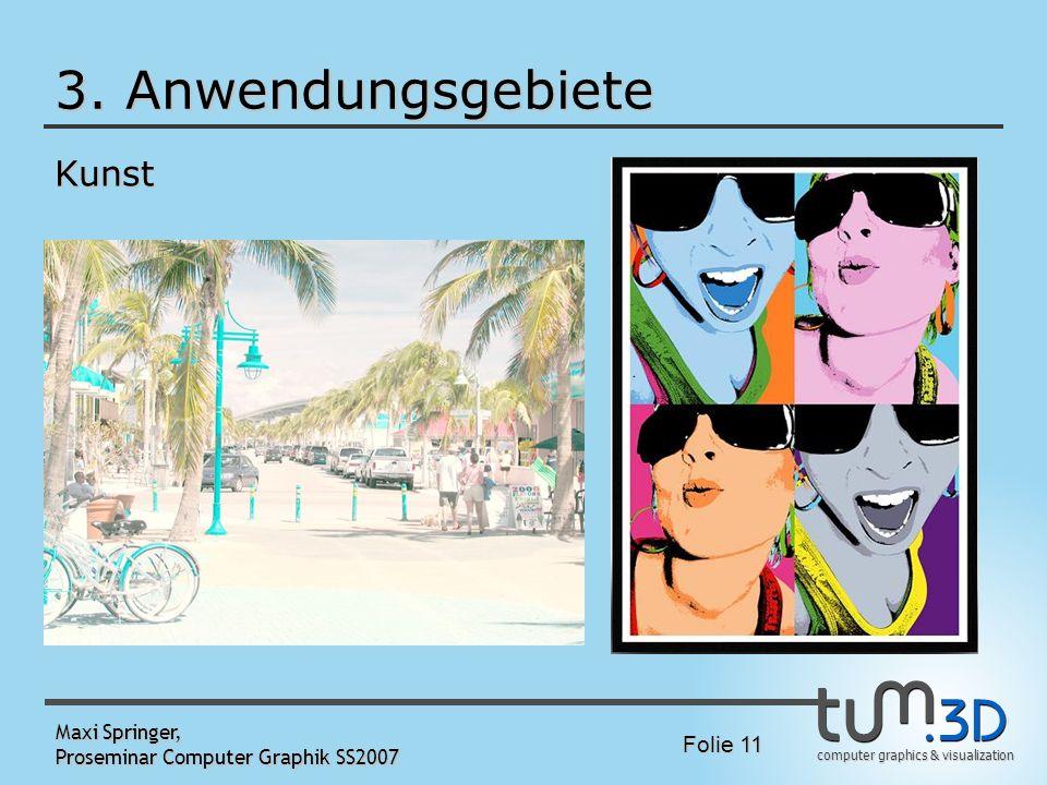 3. Anwendungsgebiete Kunst Maxi Springer,