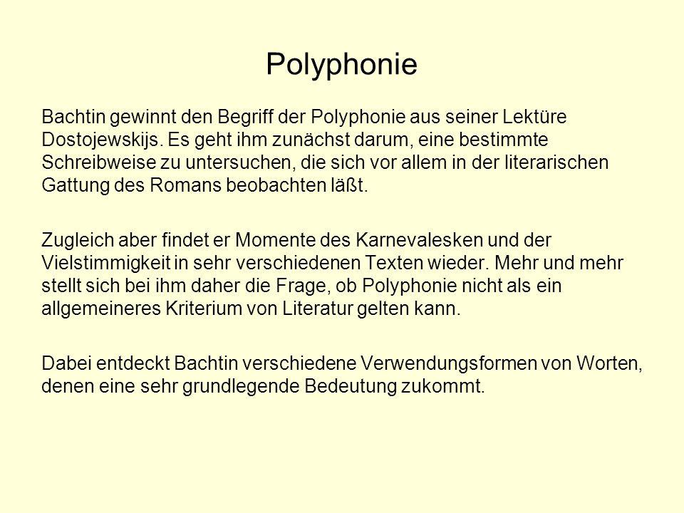 Polyphonie