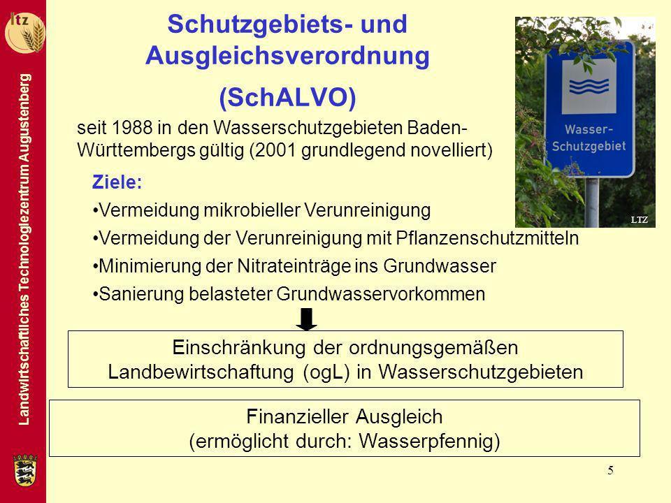 Schutzgebiets- und Ausgleichsverordnung (SchALVO)