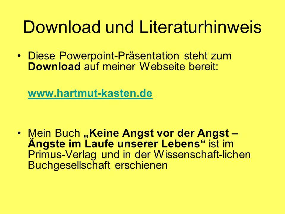 Download und Literaturhinweis