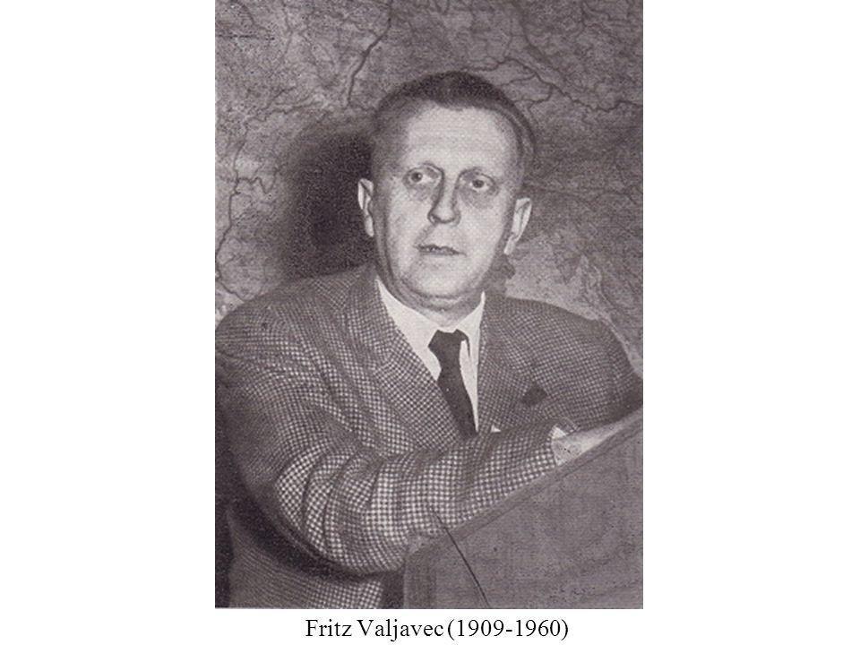 Fritz Valjavec (1909-1960)