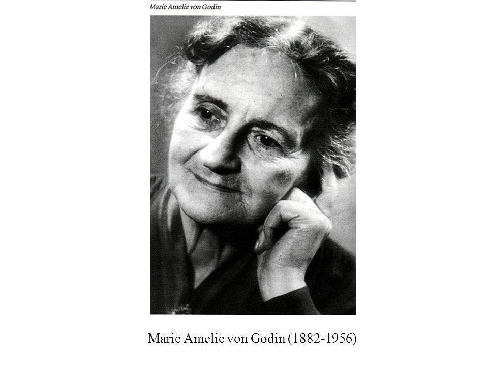 Marie Amelie von Godin (1882-1956)