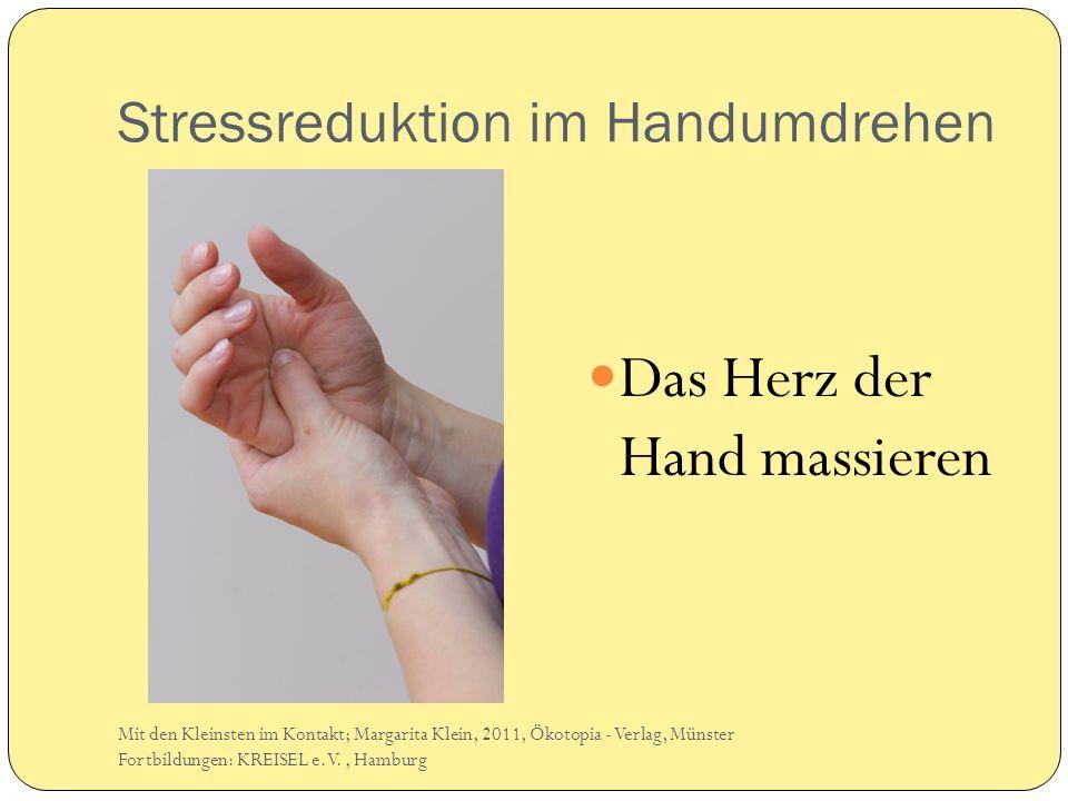 Stressreduktion im Handumdrehen