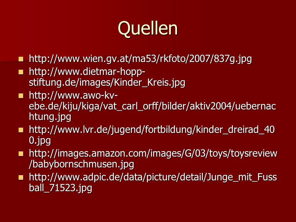 Quellen http://www.wien.gv.at/ma53/rkfoto/2007/837g.jpg