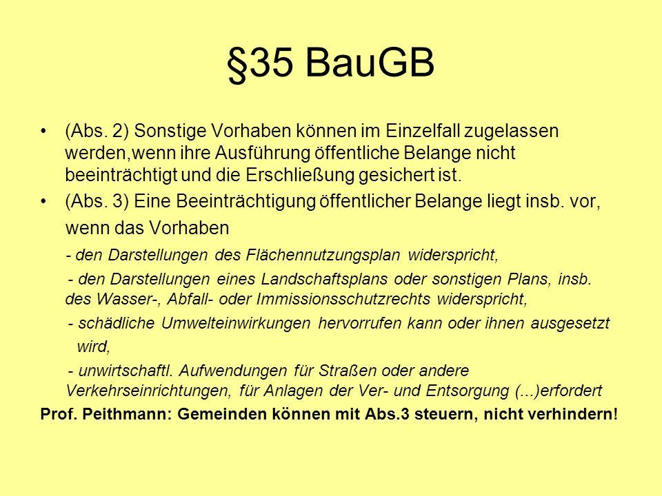 §35 BauGB
