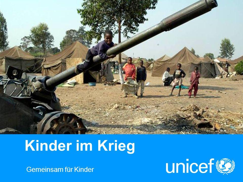 Foto: Kinder in einem Flüchtlingslager in Angola