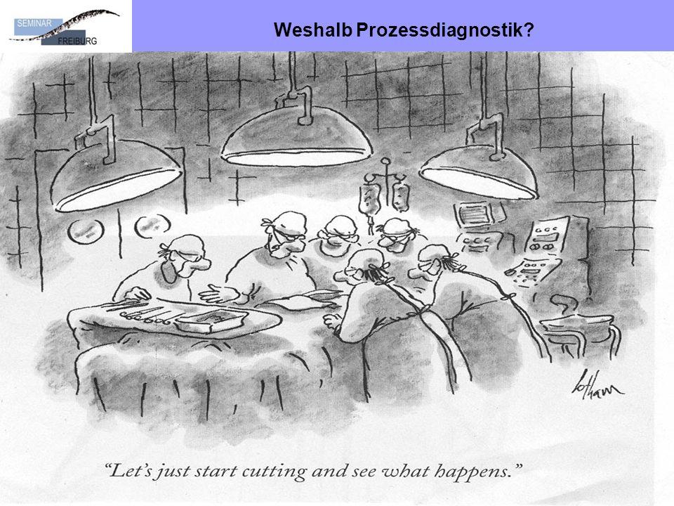 Weshalb Prozessdiagnostik