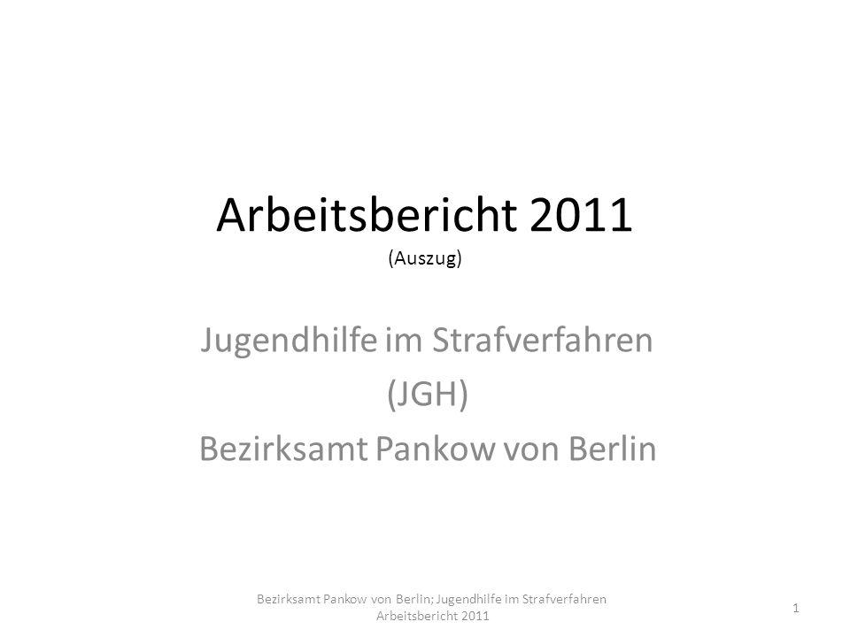 Arbeitsbericht 2011 (Auszug)