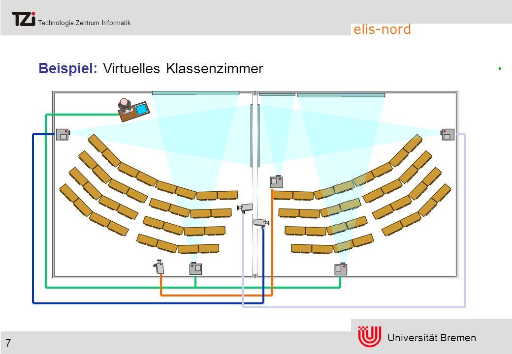 Virtuelles Klassenzimmer (3) •