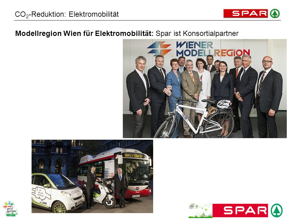 CO2-Reduktion: Elektromobilität