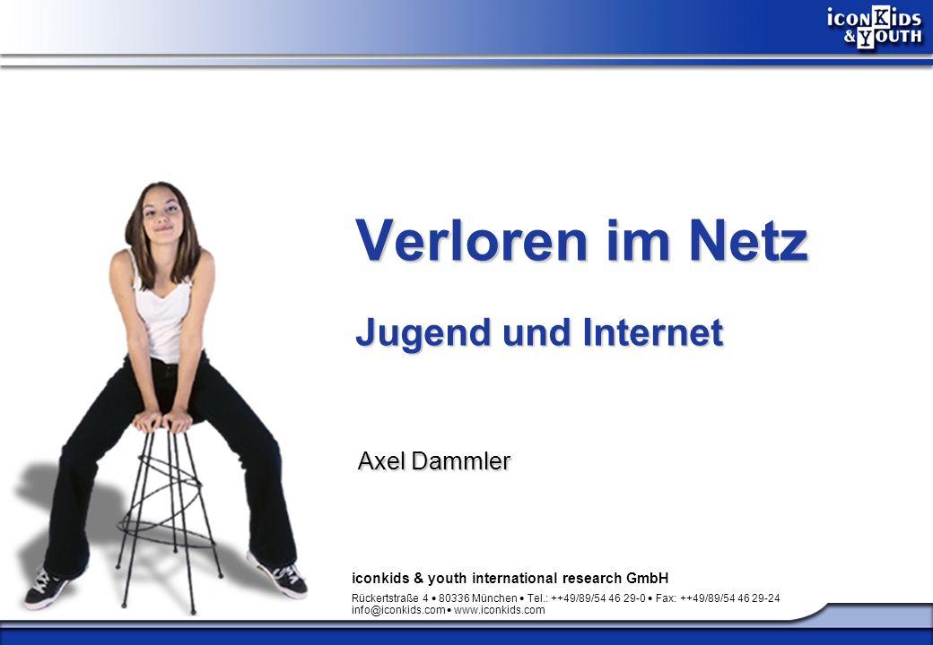 Verloren im Netz Jugend und Internet