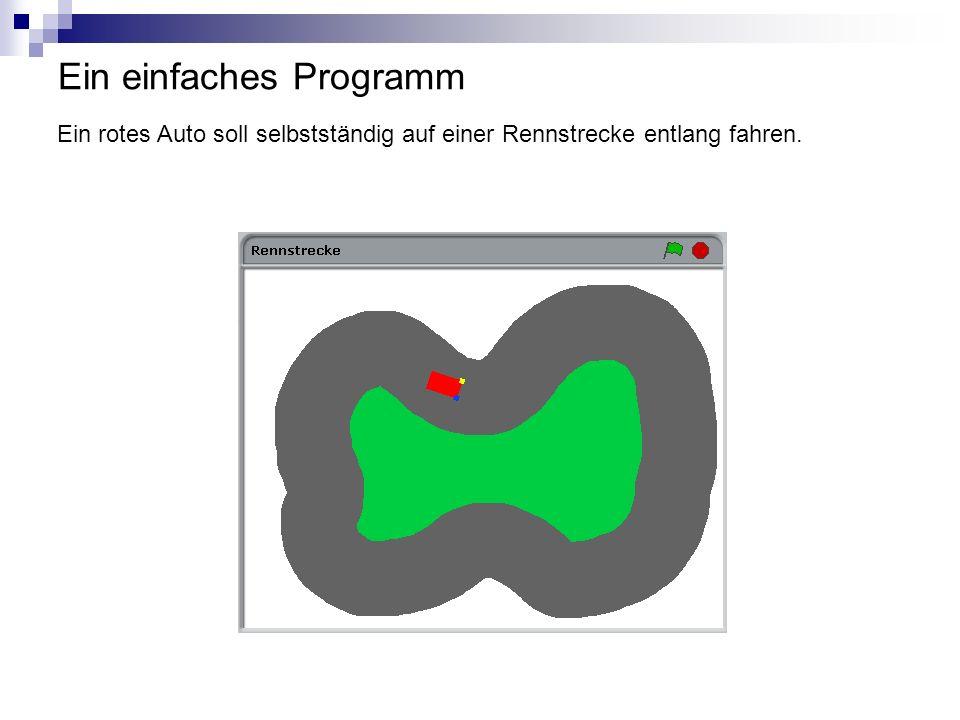 Ein einfaches Programm