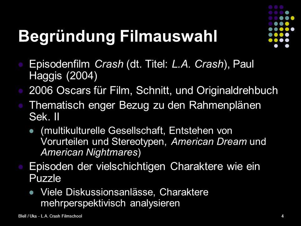 Begründung Filmauswahl