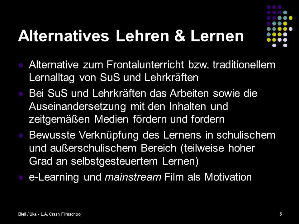 Alternatives Lehren & Lernen