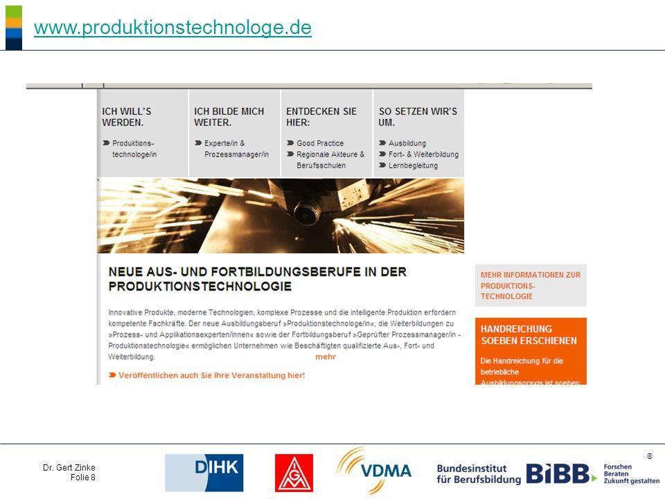 www.produktionstechnologe.de