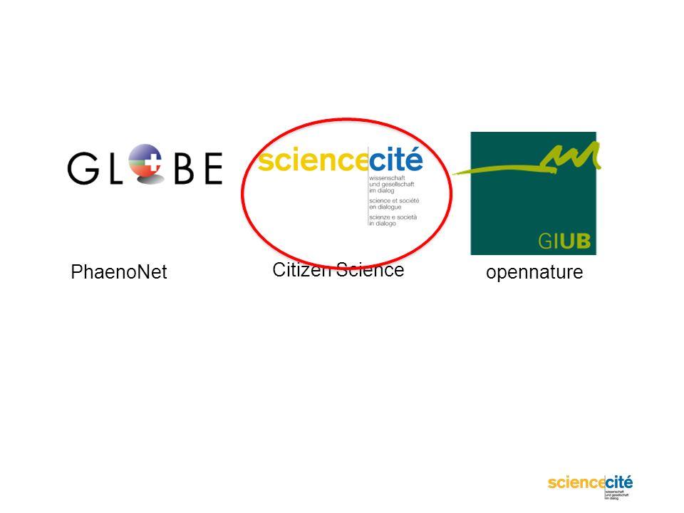 PhaenoNet Citizen Science opennature