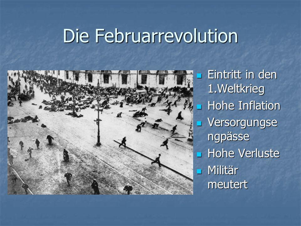 Die Februarrevolution