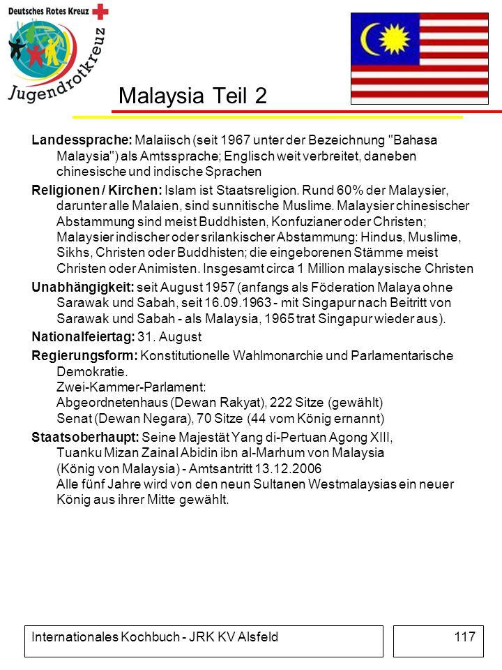 Malaysia Teil 2