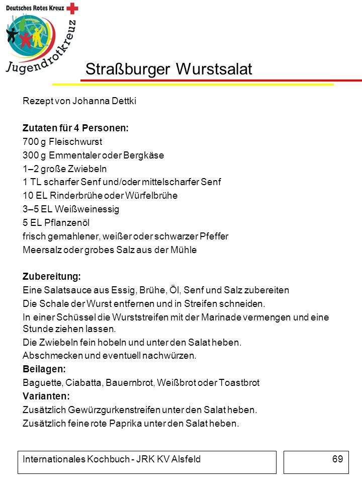 Straßburger Wurstsalat