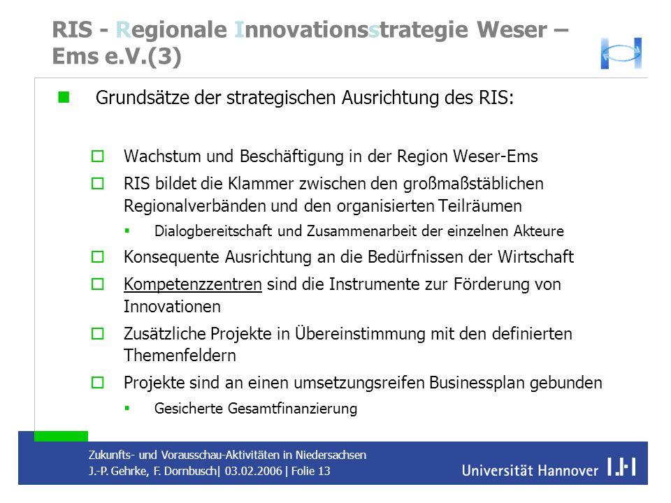 RIS - Regionale Innovationsstrategie Weser – Ems e.V.(3)