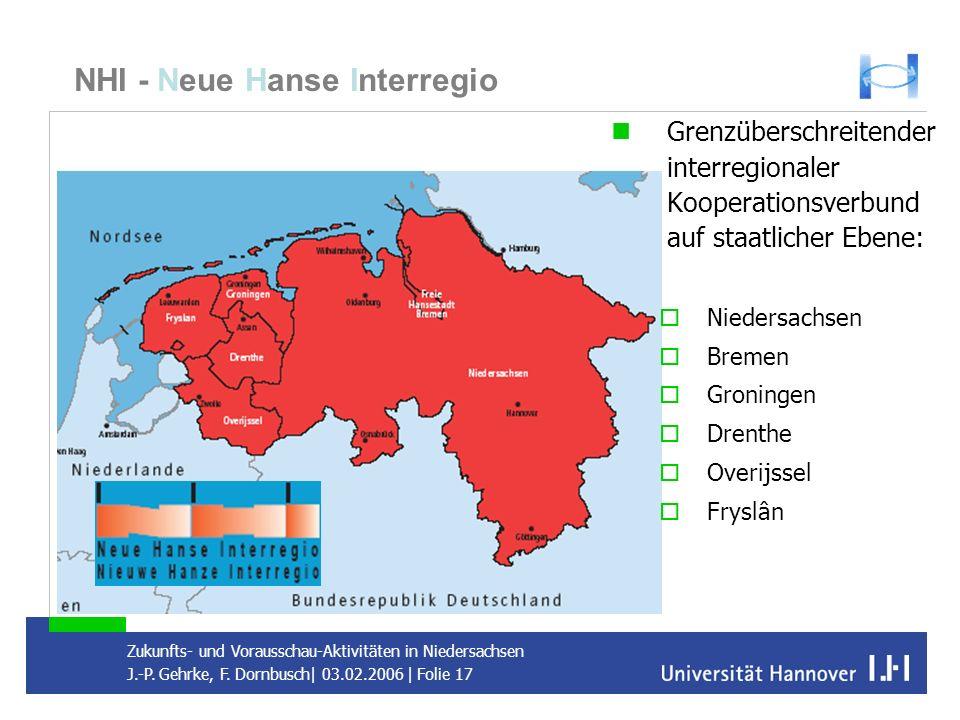 NHI - Neue Hanse Interregio