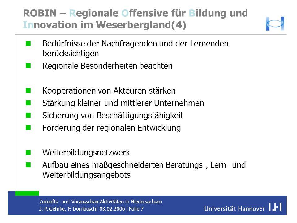 ROBIN – Regionale Offensive für Bildung und Innovation im Weserbergland(4)