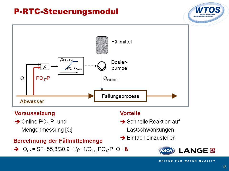 P-RTC-Steuerungsmodul