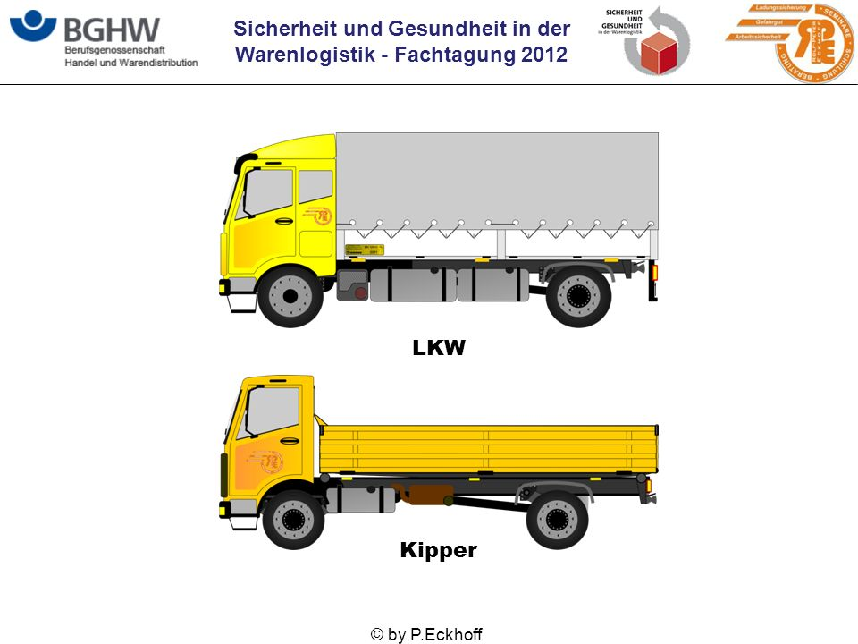 LKW Kipper © by P.Eckhoff
