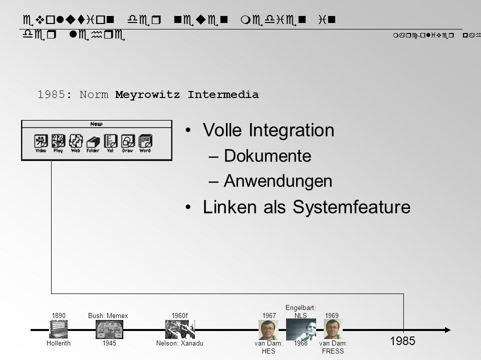 Linken als Systemfeature