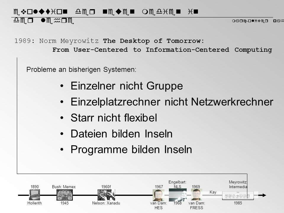 Meyrowitz: Intermedia