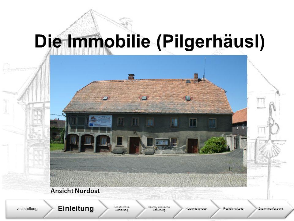 Die Immobilie (Pilgerhäusl)