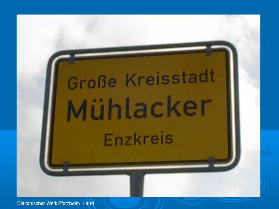 Sie finden uns in: Diakonisches Werk Pforzheim - Land 2