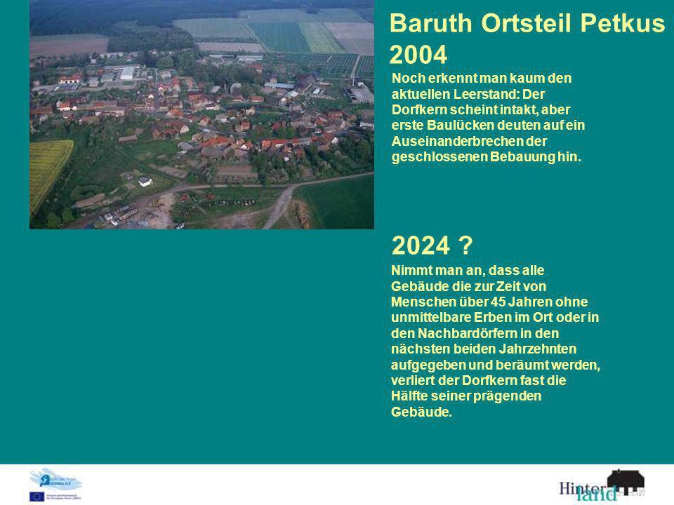 Baruth Ortsteil Petkus 2004