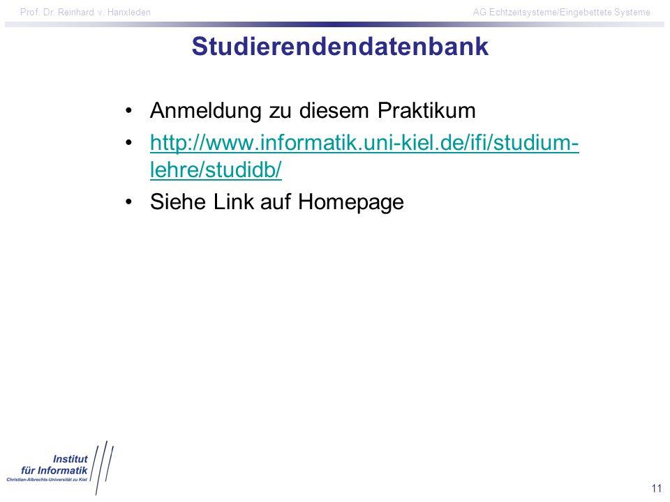Studierendendatenbank
