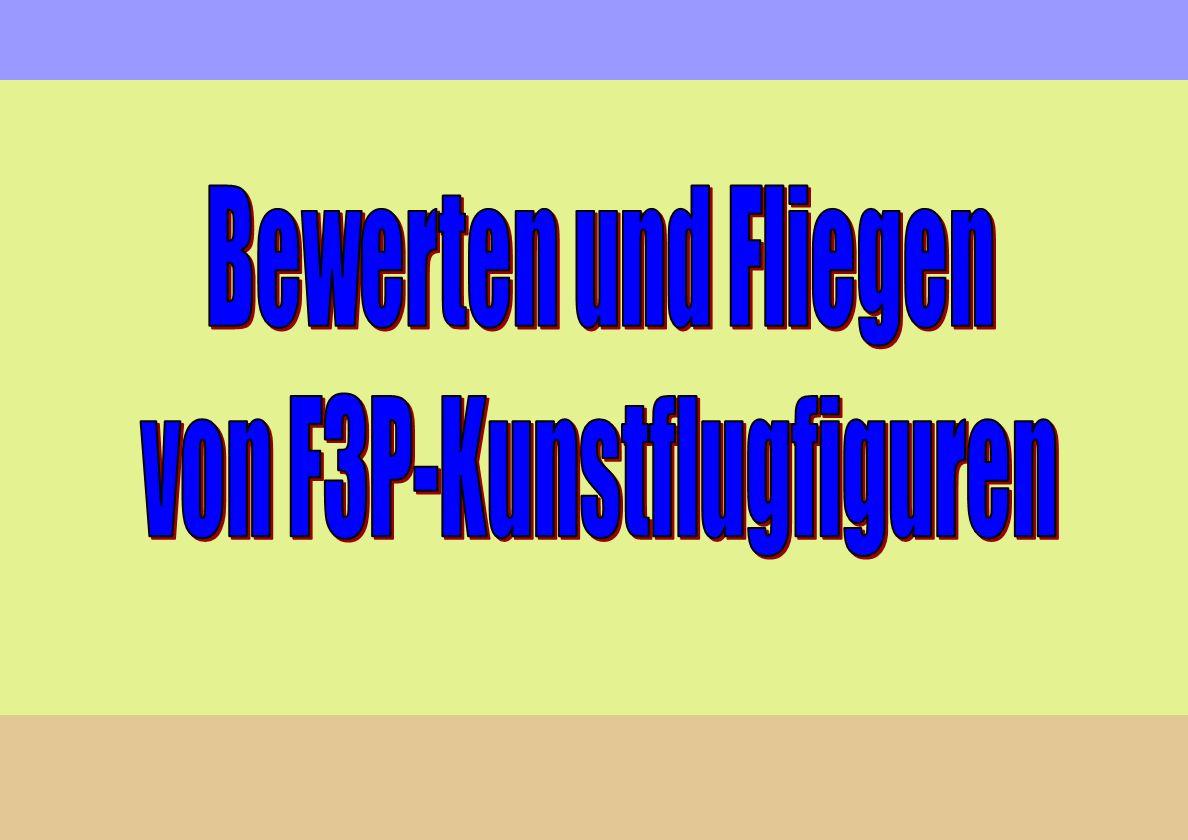 von F3P-Kunstflugfiguren