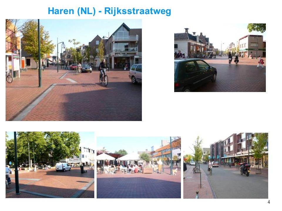 Haren (NL) - Rijksstraatweg