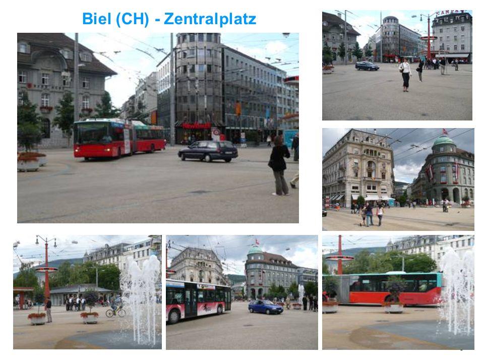 Biel (CH) - Zentralplatz