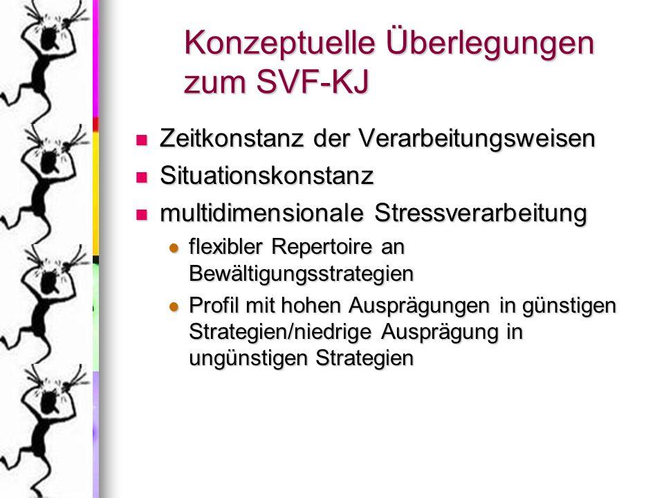 Konzeptuelle Überlegungen zum SVF-KJ