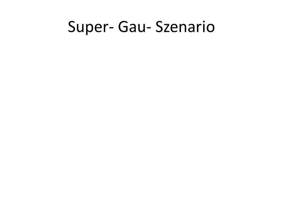 Super- Gau- Szenario