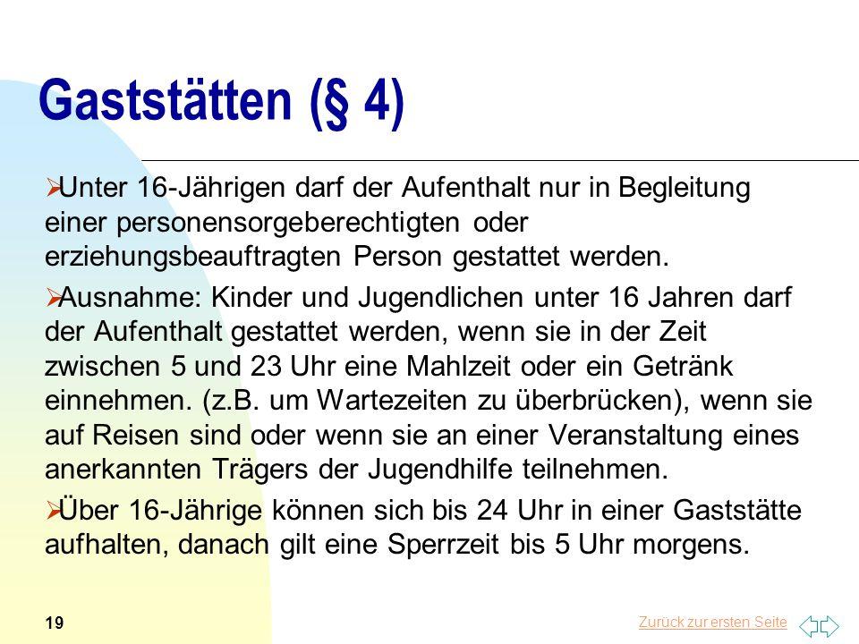 25.03.2017 Gaststätten (§ 4)