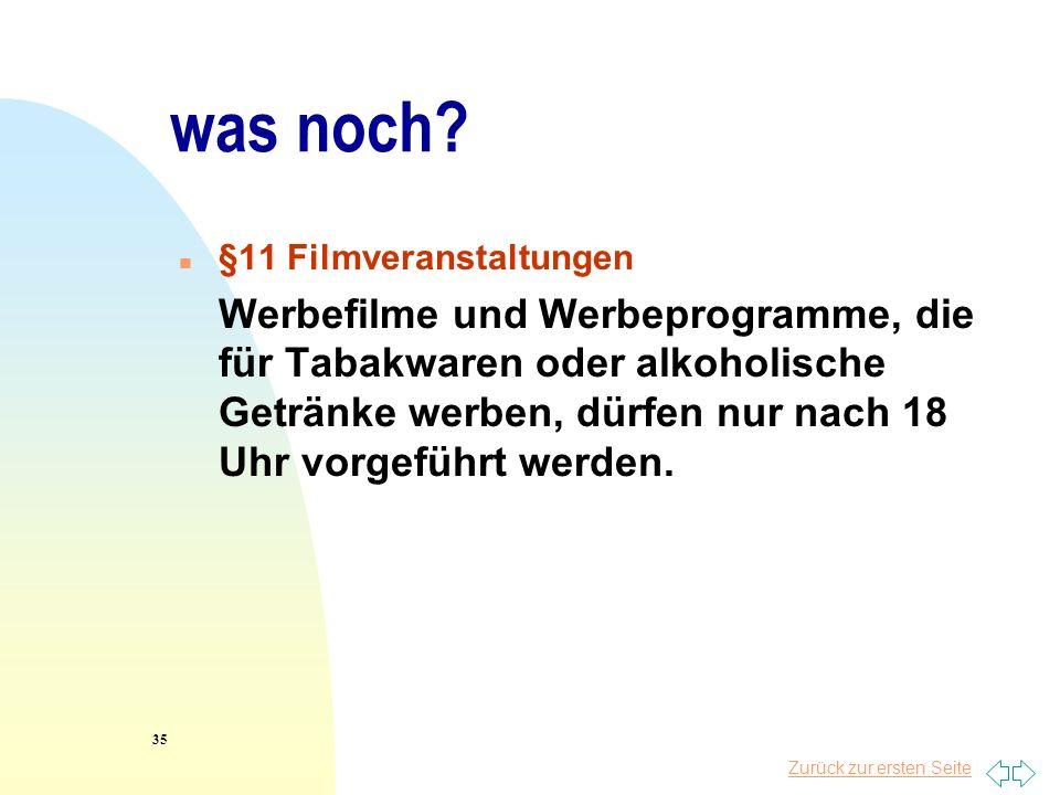 was noch §11 Filmveranstaltungen.