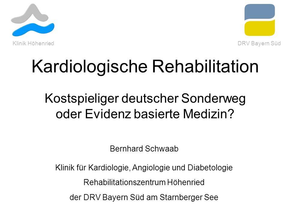 Klinik Höhenried DRV Bayern Süd