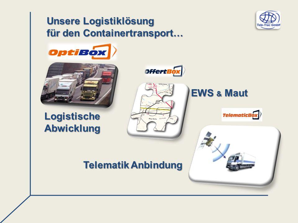 Unsere Logistiklösung