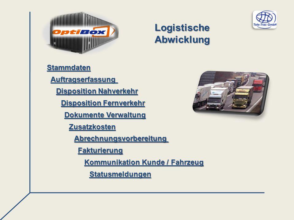 Kommunikation Kunde / Fahrzeug