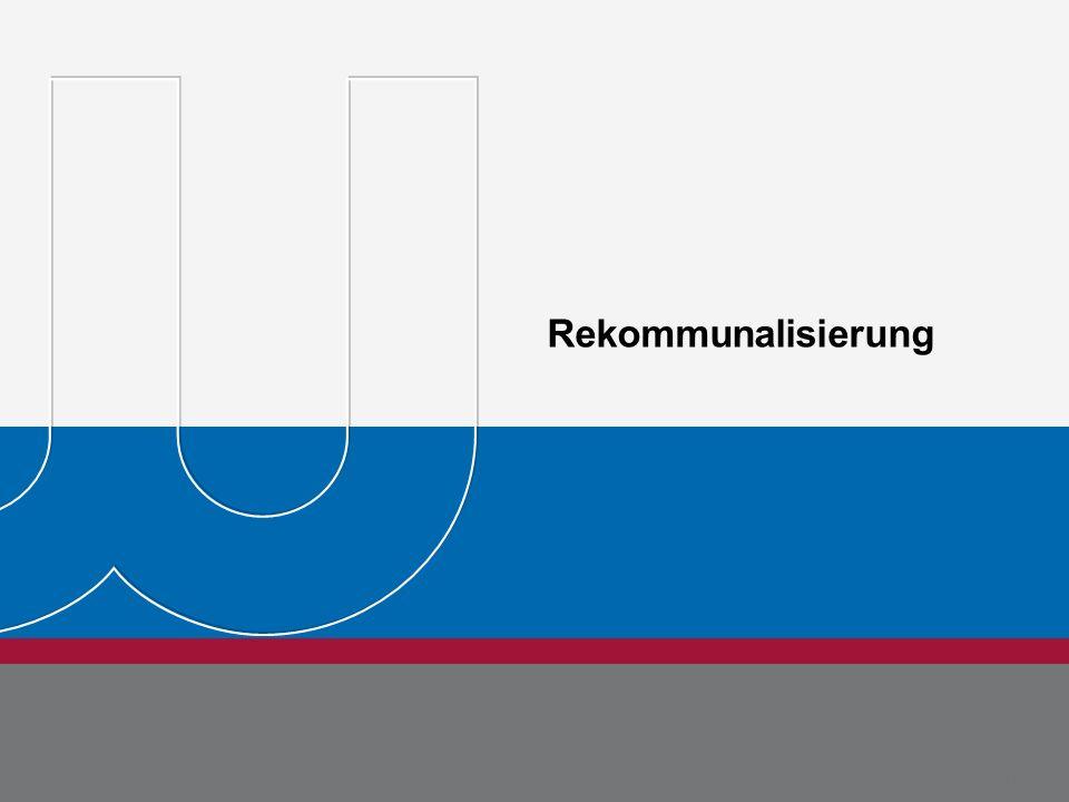 Rekommunalisierung Dr. Jörg Rehberg