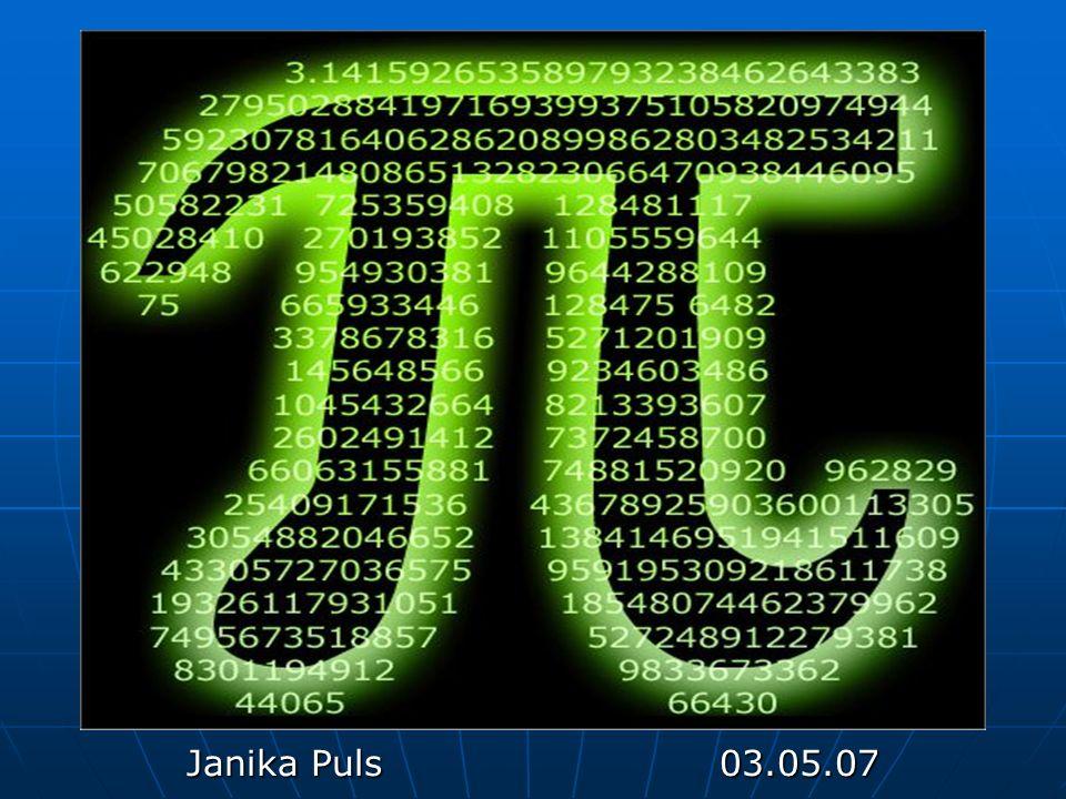 Janika Puls 03.05.07