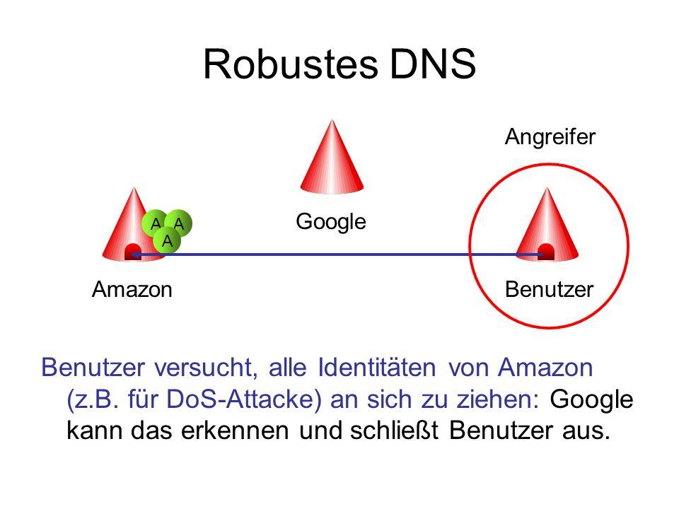 Robustes DNS